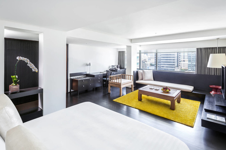 Rooms and Suites - Metropolitan Bangkok