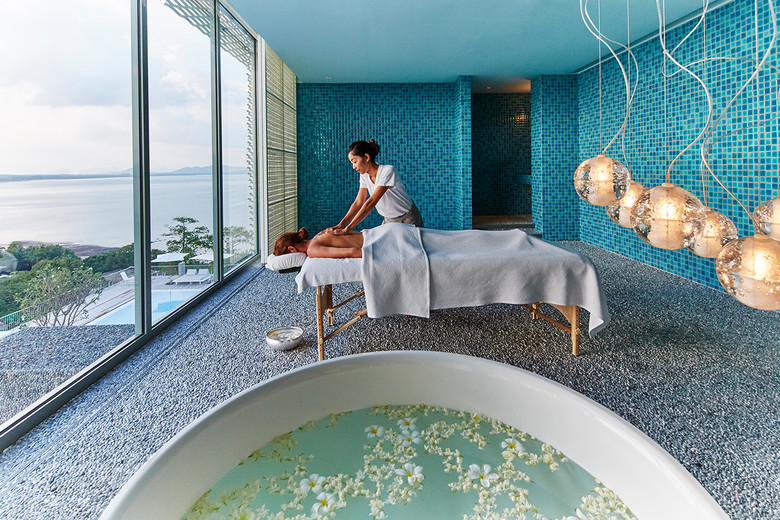 COMO Shambhala Retreat Treatment Room - Point Yamu