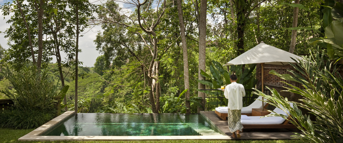 Rooms and Suites - COMO Uma Ubud